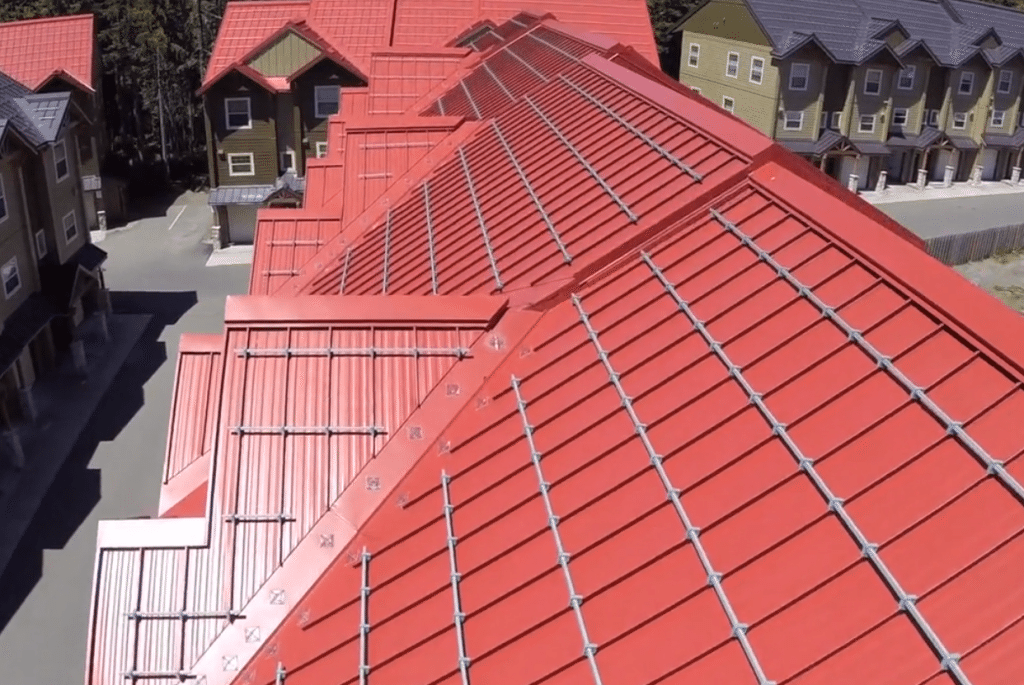 Taylor Metal Commercial Metal Roofing