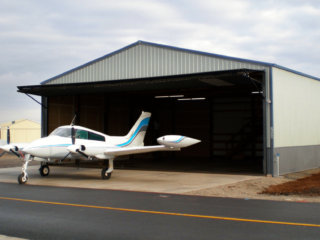T-3 Airplane Hanger
